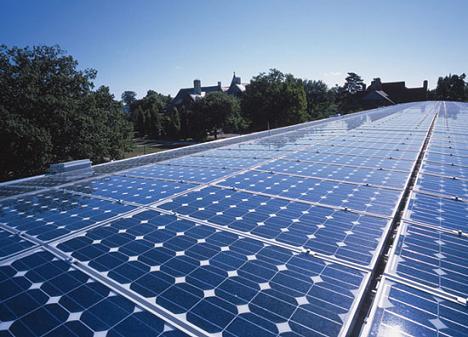 Chế tạo pin mặt trời với vật liệu mới có giá thành hợp lý, độ bền cao hơn